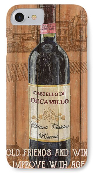 Tuscan Chianti 1 IPhone Case