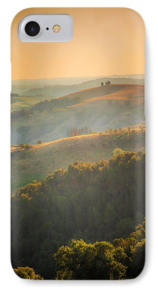 Tuscan Hills IPhone Case by Elena E Giorgi