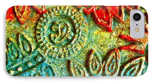 Tuscany Batik Phone Case by Gwyn Newcombe