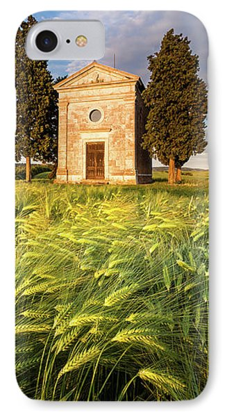 Tuscany Chapel Phone Case by Evgeni Dinev