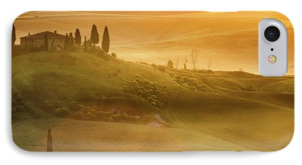 Tuscany In Golden Phone Case by Evgeni Dinev