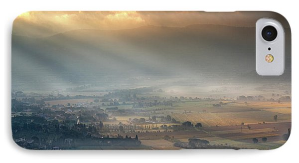 Tuscany Valley  IPhone Case