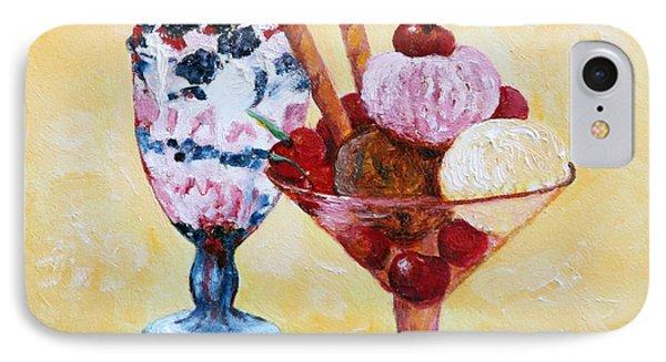Tutti Frutti II Phone Case by Enzie Shahmiri