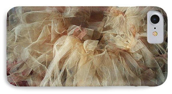Tutu IPhone Case by Judith Desrosiers