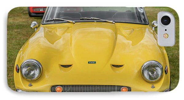 IPhone Case featuring the photograph Tvr Vixen S2 1969 by Adrian Evans