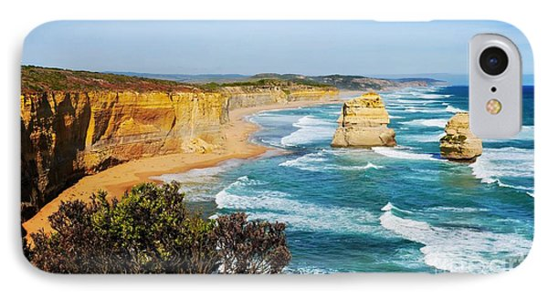 Twelve Apostles Australia IPhone Case by Lexa Harpell