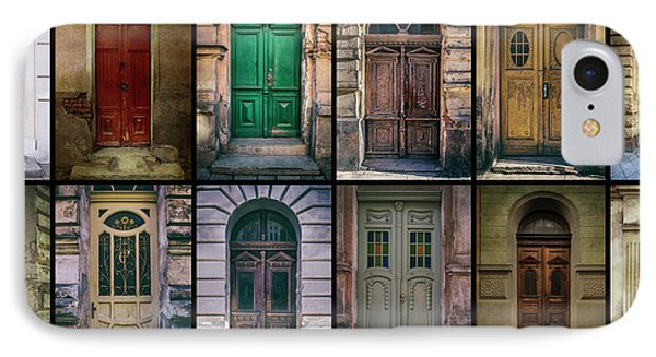 IPhone Case featuring the photograph Twelve Gates Of My Hometown by Jaroslaw Blaminsky