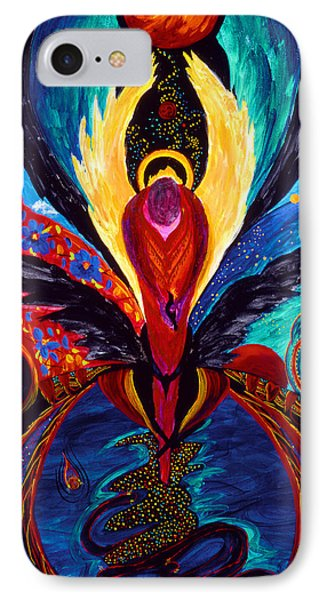 Captive Angel IPhone Case