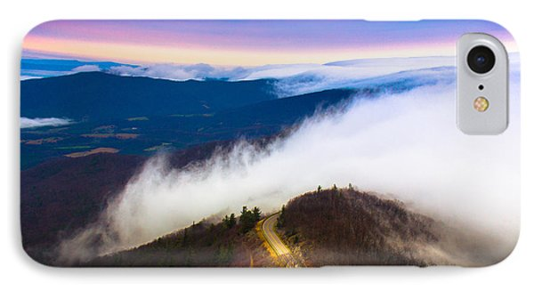 IPhone Case featuring the photograph Twilight Dawn by Everett Houser