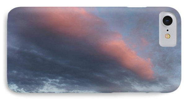 Twilight In The Wilderness IPhone Case by Jerry LoFaro