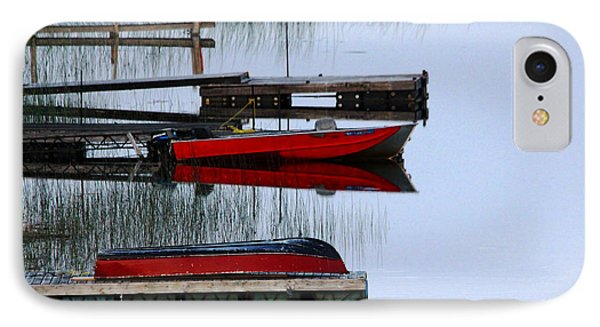 Twilight Reflections IPhone Case by Debbie Oppermann