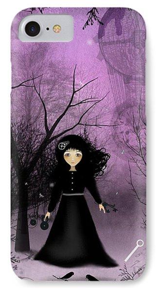 Twilight Time Phone Case by Charlene Zatloukal