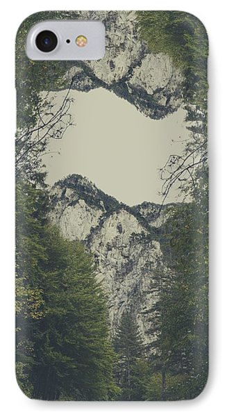 Twin Peaks IPhone Case by Thubakabra
