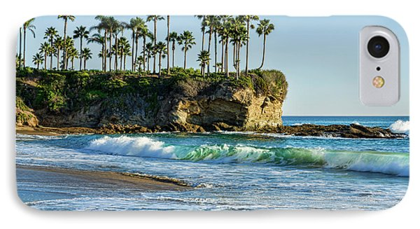 Twin Points Laguna Beach IPhone Case by Kelley King
