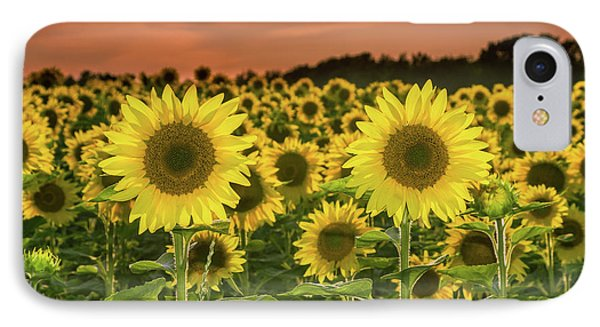 IPhone Case featuring the photograph Peaceful Opposition by Bill Pevlor