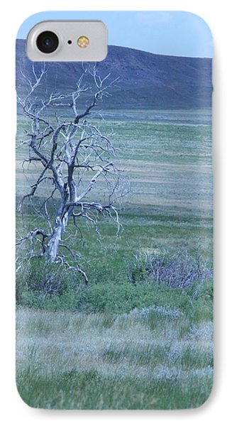 IPhone Case featuring the photograph Twisted And Free by Mary Mikawoz