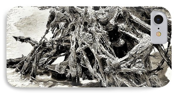 Twisted Driftwood IPhone Case