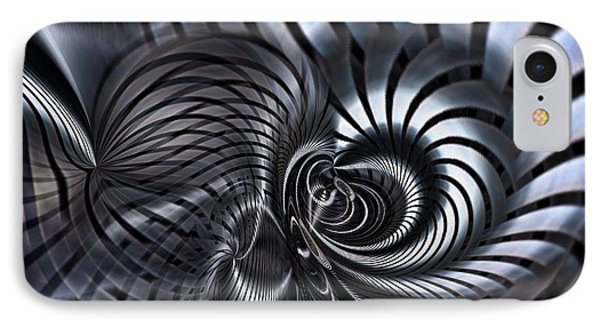 Twists And Turns  IPhone Case by Philip Openshaw