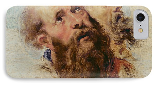 Two Apostles Phone Case by Rubens