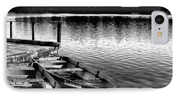 IPhone Case featuring the photograph Two Boats by David Patterson