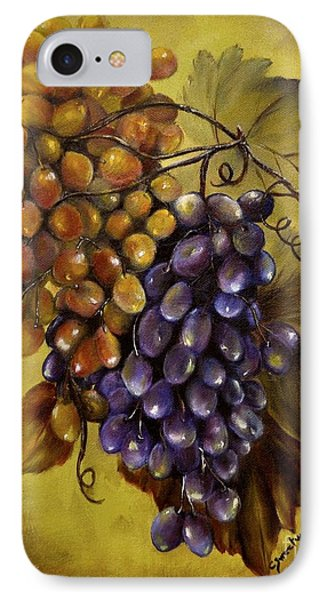 IPhone Case featuring the painting Two Choices by Carol Sweetwood