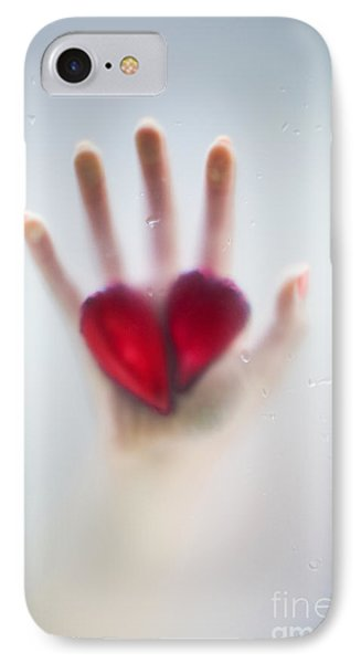 Two Hearts IPhone Case by Svetlana Sewell