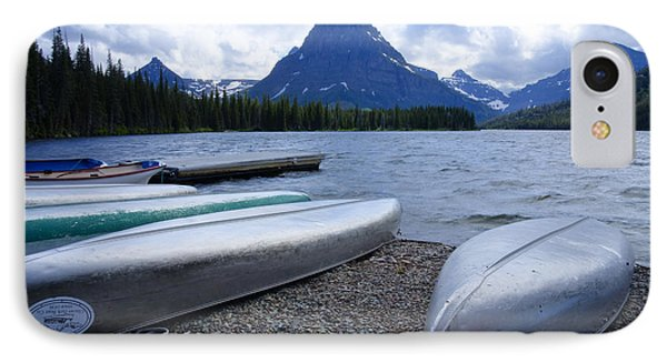 Two Medicine Lake Phone Case by Idaho Scenic Images Linda Lantzy