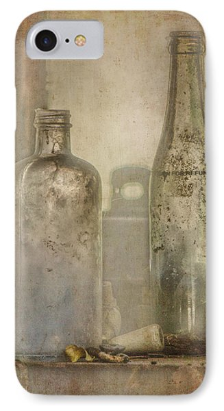 Two Vintage Bottles IPhone Case