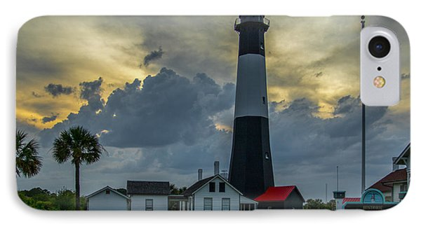 Tybee Twilight IPhone Case by John Roberts