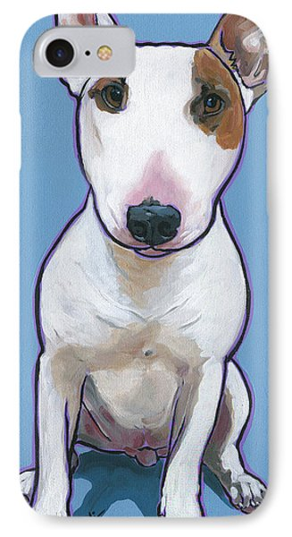 Tyson IPhone Case by Nadi Spencer