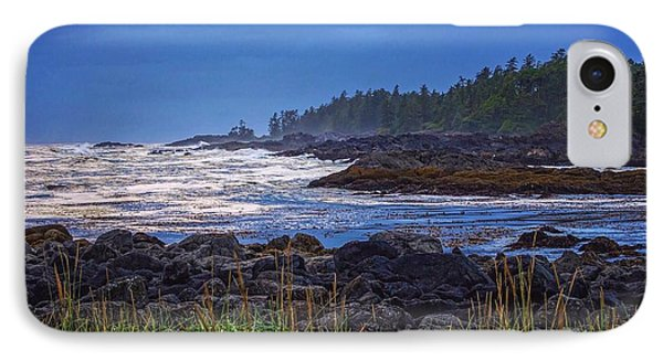 Ucluelet, British Columbia IPhone Case by Heather Vopni