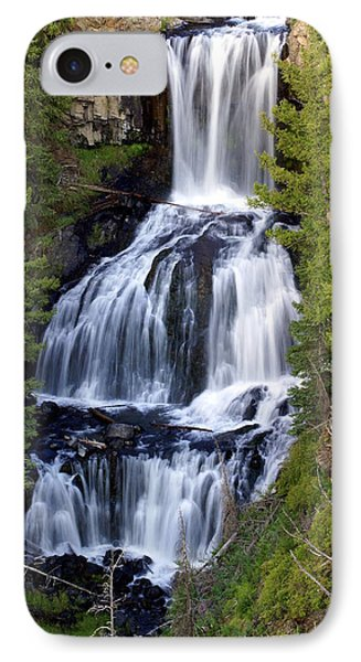 Udine Falls Phone Case by Marty Koch