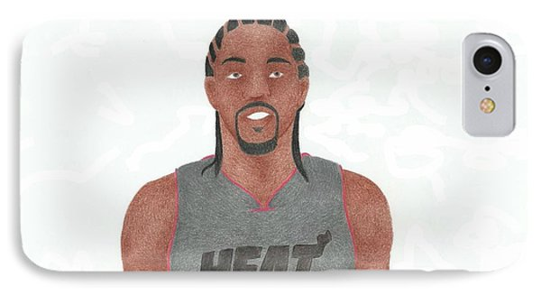 Udonis Haslem IPhone Case