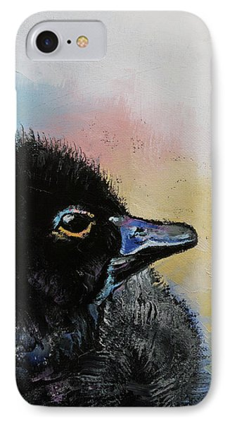Ugly Duckling IPhone Case by Michael Creese