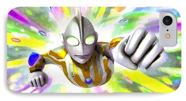 Ultraman - Da IPhone Case