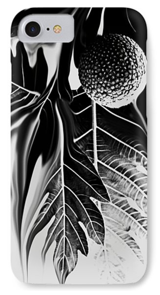 Ulu - Breadfruit Abstract IPhone Case
