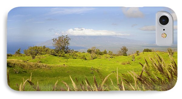 Ulupalakua Landscape Phone Case by Ron Dahlquist - Printscapes