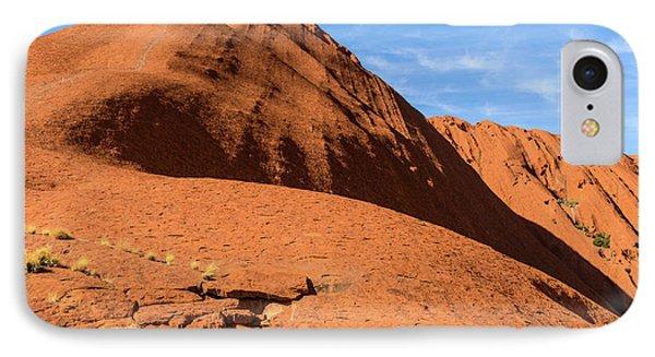 IPhone Case featuring the photograph Uluru 04 by Werner Padarin