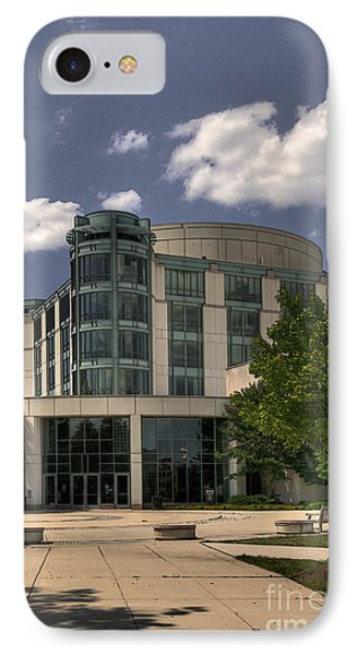 Umbc  Phone Case by Lois Bryan