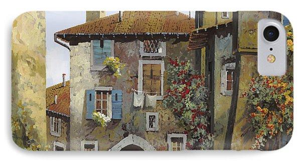 Umbria IPhone Case by Guido Borelli