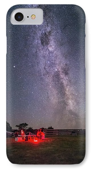 Under Southern Stars IPhone Case
