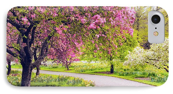 Under The Apple Tree IPhone Case by Jessica Jenney