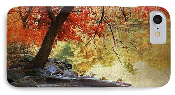 Under The Maple Phone Case by Jessica Jenney