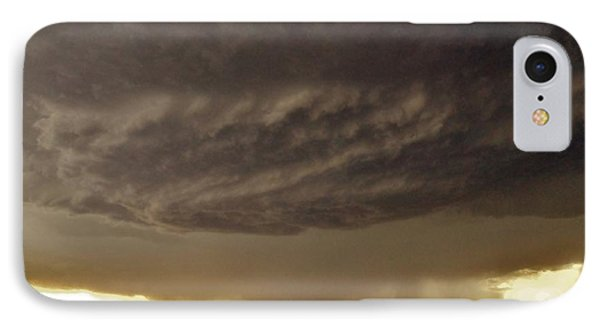 IPhone Case featuring the photograph Under The Mothership by Ed Sweeney