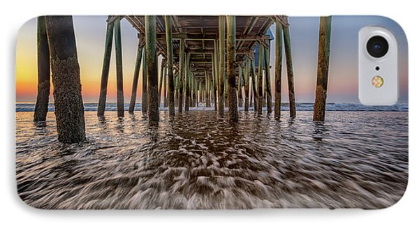 Under The Pier At Old Orchard Beach IPhone Case