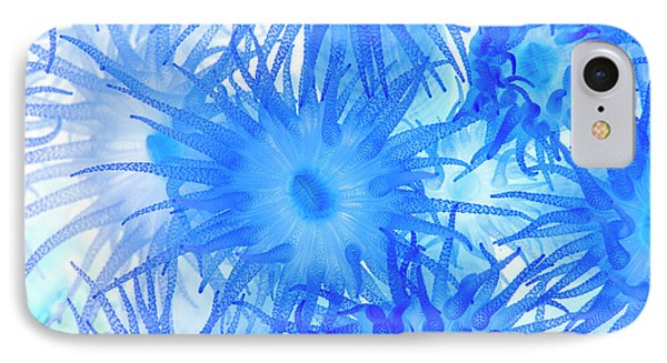IPhone Case featuring the photograph Under The Sea Colorful Watercolor Art #14 by Debra and Dave Vanderlaan