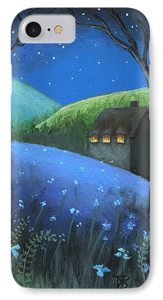 Under The Stars IPhone Case by Terry Webb Harshman