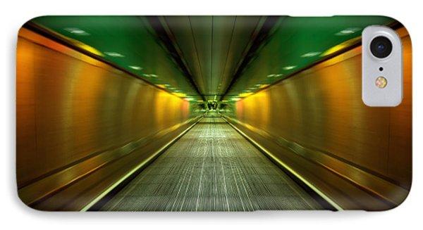 Underground Heathrow Phone Case by Svetlana Sewell