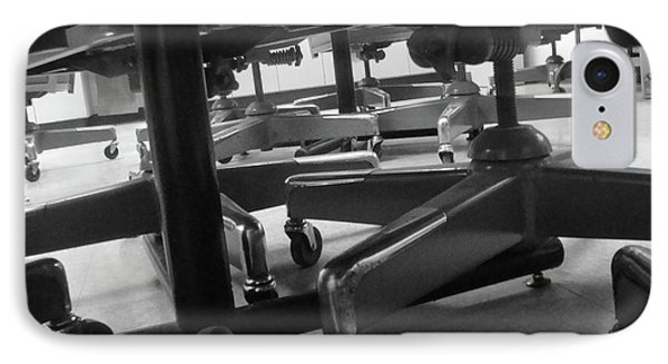 Underneath The Table IPhone Case