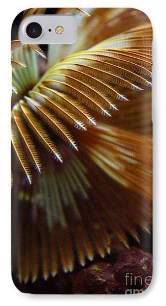 Underwater Feathers IPhone Case